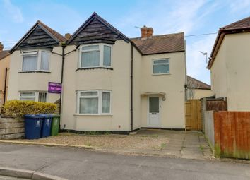 Thumbnail 3 bedroom semi-detached house for sale in Coverley Road, Oxford