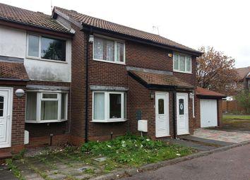 Thumbnail 2 bedroom terraced house for sale in Burlington Close, Sunderland