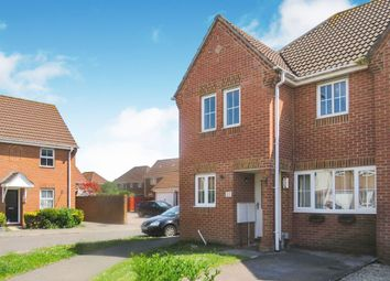 Thumbnail 3 bedroom semi-detached house for sale in Blackcross Road, Amesbury, Salisbury