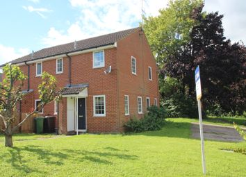 Thumbnail 1 bed end terrace house to rent in Rembrandt Close, Basingstoke