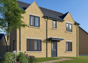 "Thumbnail 4 bedroom detached house for sale in ""The Leverton"" at Field Road, Ramsey, Huntingdon"