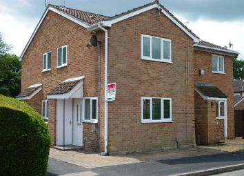 Thumbnail 1 bed terraced house to rent in Langham Close, North Baddesley, Southampton