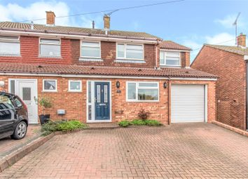 5 bed semi-detached house for sale in Rochester Crescent, Hoo, Rochester ME3