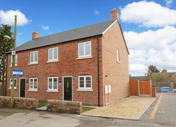 Thumbnail 3 bedroom semi-detached house for sale in High Street, Madeley, Telford