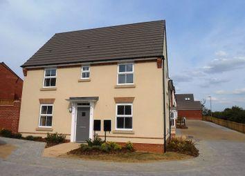 Thumbnail 3 bed semi-detached house to rent in Gaius Croft, Fairfields, Milton Keynes