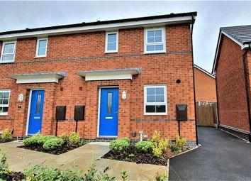 Thumbnail 3 bed semi-detached house for sale in Azure Walk, Nuneaton, Warwickshire