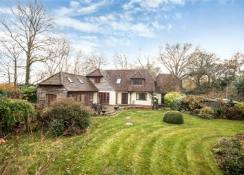 Thumbnail 4 bedroom detached house for sale in Gardeners Lane, East Wellow, Romsey, Hampshire