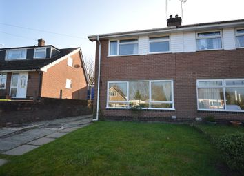 Thumbnail 3 bedroom semi-detached house to rent in Maple Close, Sandbach, Cheshire