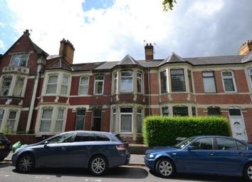 Thumbnail 4 bed property to rent in Taff Embankment, Cardiff