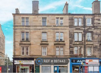 Thumbnail 3 bed flat to rent in Great Junction Street, Edinburgh