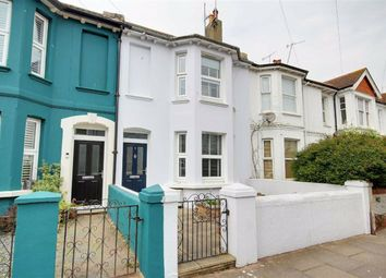Thumbnail 3 bed terraced house for sale in Eriswell Road, Worthing, West Sussex