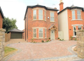 Thumbnail 4 bed detached house for sale in Chester Road, Gresford, Wrexham