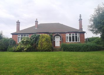 Thumbnail 3 bed bungalow to rent in Weeland Road, Knottingley