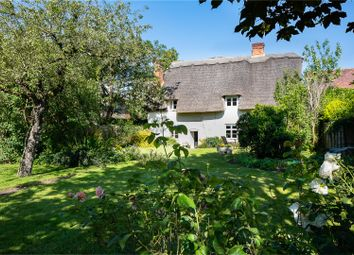 Thumbnail 4 bed cottage for sale in Thame Road, Stadhampton, Oxford