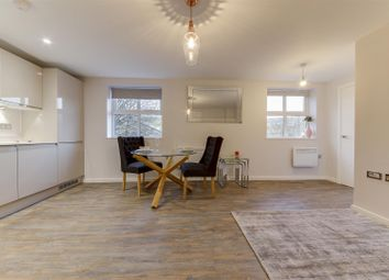 Thumbnail 2 bed flat for sale in Holcombe Road, Helmshore, Rossendale