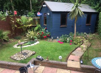 Thumbnail 2 bed end terrace house to rent in Yew Grove, Welwyn Garden City