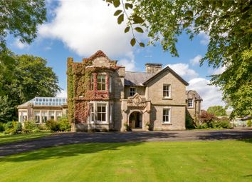 Thumbnail 6 bed equestrian property for sale in Tillywhally House, Kinross