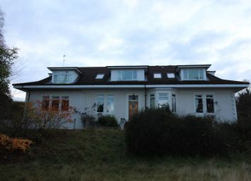 Thumbnail 4 bed property for sale in Houston Road, Langbank, Port Glasgow