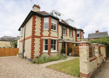Thumbnail 5 bed town house for sale in Black Bear Lane, Newmarket