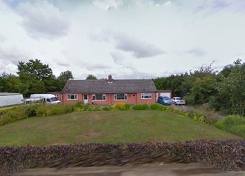 Thumbnail 5 bed detached bungalow for sale in Station Road, Old Leake, Boston