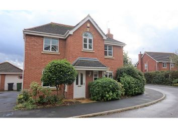 Thumbnail 4 bed detached house for sale in Leapgate Avenue, Stourport-On-Severn