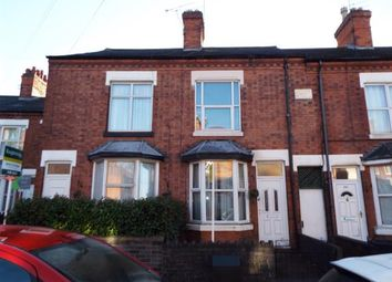 Thumbnail 2 bedroom terraced house for sale in Clarendon Park Road, Leicester