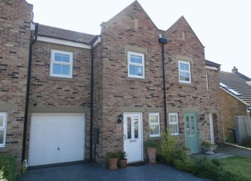Thumbnail 4 bed terraced house for sale in Whitton View, Rothbury, Morpeth
