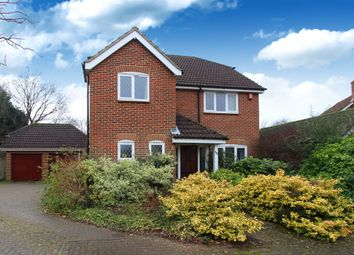 Thumbnail 4 bed detached house for sale in Sloughbrook Close, Horsham
