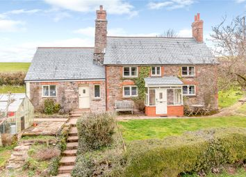 Thumbnail 4 bed detached house for sale in Clayhanger, Tiverton, Devon