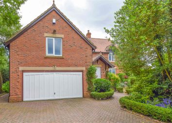 Thumbnail 4 bed detached house for sale in Rufford Lane, Wellow, Newark
