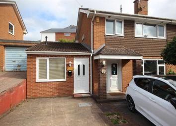 Thumbnail 1 bedroom property to rent in Fairhazel Drive, Exeter