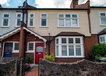 Thumbnail 3 bed terraced house to rent in Tatnell Road, Forest Hill, London