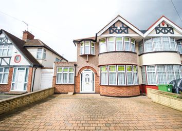 Thumbnail Semi-detached house for sale in Crundale Avenue, Kingsbury