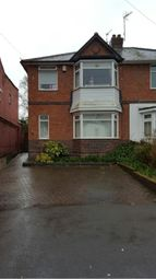 Thumbnail 3 bed end terrace house to rent in Western Road, Erdington