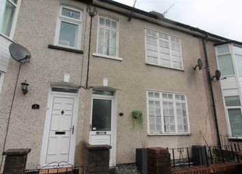 Thumbnail 3 bed terraced house for sale in Medart Street, Cross Keys, Newport