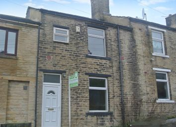Thumbnail 2 bed end terrace house to rent in Alderson Street, Bradford