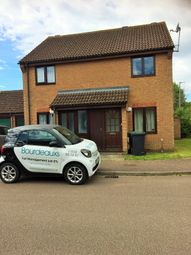 Thumbnail 2 bed semi-detached house to rent in Lincroft, Cranfield
