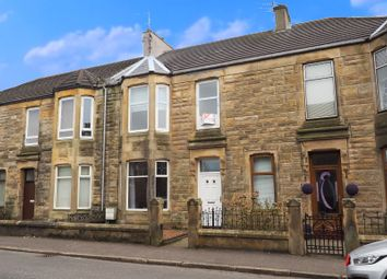Thumbnail 2 bed flat for sale in Gladstone Road, Saltcoats