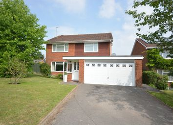 Thumbnail 4 bed detached house for sale in Rempstone Road, Merley, Wimborne