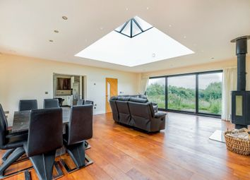 Thumbnail 4 bed detached bungalow for sale in Hog Close Lane, Holmfirth