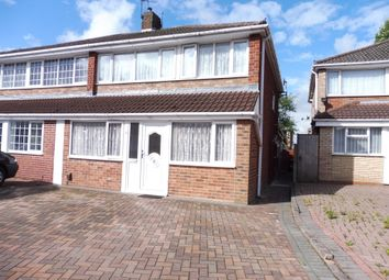 Thumbnail 4 bedroom semi-detached house for sale in Spring Parklands, Dudley