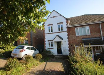 Thumbnail 3 bed end terrace house for sale in Wheelers Park, High Wycombe
