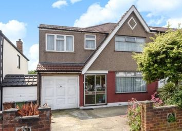 Thumbnail 4 bedroom semi-detached house for sale in Selworthy Road, London