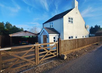 Thumbnail 2 bed cottage for sale in Roman Bank, Saracens Head, Spalding
