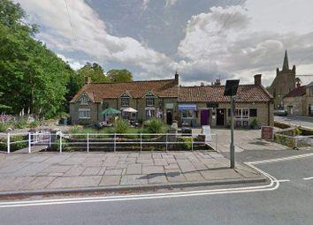 Thumbnail Restaurant/cafe for sale in Pickering YO18, UK