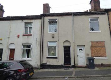 Thumbnail 2 bed terraced house for sale in Century Street, Hanley, Stoke-On-Trent