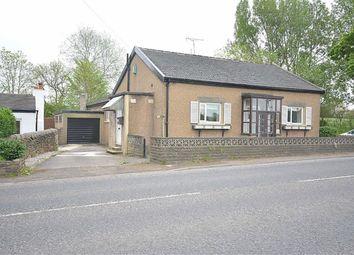 Thumbnail 3 bed detached bungalow for sale in Burnley Road, Altham, Lancashire