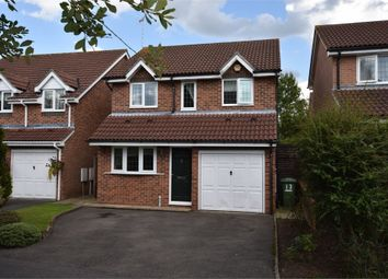 Thumbnail 3 bed detached house for sale in Cressida Chase, Warfield, Bracknell, Berkshire