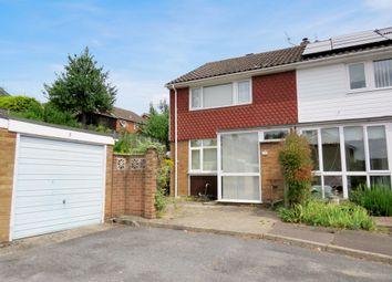 Thumbnail 3 bed semi-detached house for sale in Havant Close, Eaton, Norwich