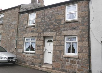 Thumbnail 2 bed terraced house to rent in Fore Street, Madron, Penzance